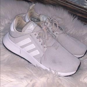 Light grey Adidas